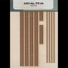 Laserom vyrezané pásy - Standard