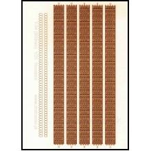 Laserom vyrezané pásy - Standard ( pásik )