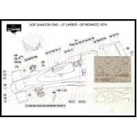 Vystrihovačka papierový model - Set