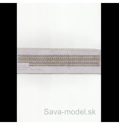 Laserom vyrezané pásy - Standart (nedelené) Sd.Kfz. 2 NSU Kettenkrad