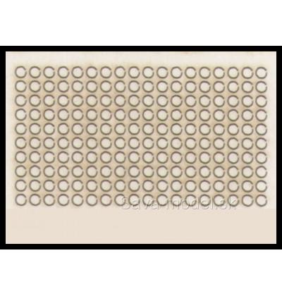 Kartónové nity Hlavy nitov 1,5-100 Orlik