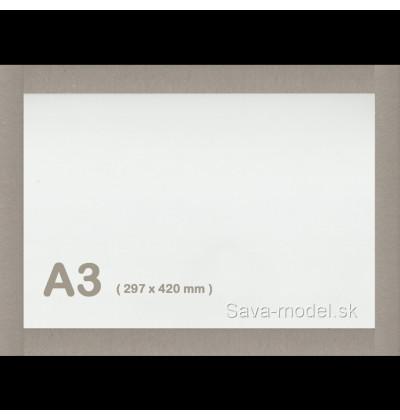 Kartón pre vystrihovačky formát A3 - 1,50 mm