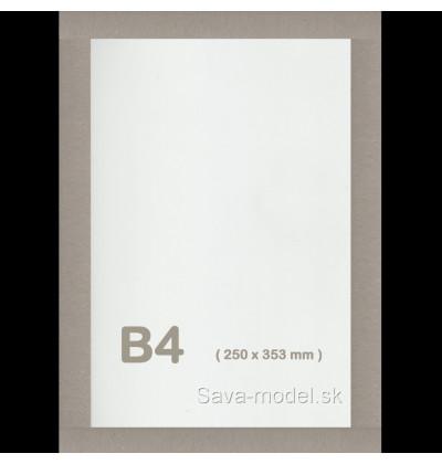 Materiál kartónový Kartón B4 - 1,00 mm