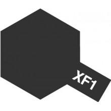 Modelárska akrylová farba XF-01 Flat Black