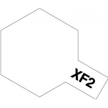 Modelárska akrylová farba XF-02 Flat White