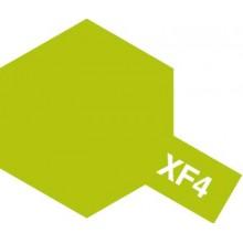 Modelárska akrylová farba XF-04 Yellow Green