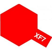 Modelárska akrylová farba XF-07 Flat Red