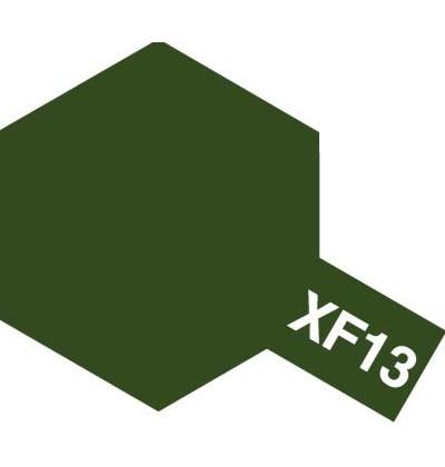 Modelárska akrylová farba XF-13 J.A.Green