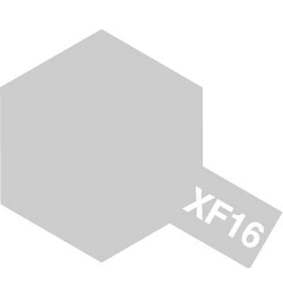 Modelárska akrylová farba XF-16 Flat Aluminum