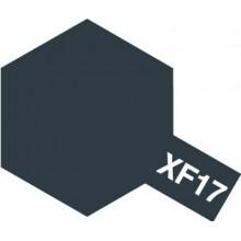 Modelárska akrylová farba XF-17 Sea Blue