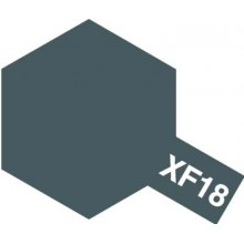 Modelárska akrylová farba XF-18 Medium Blue