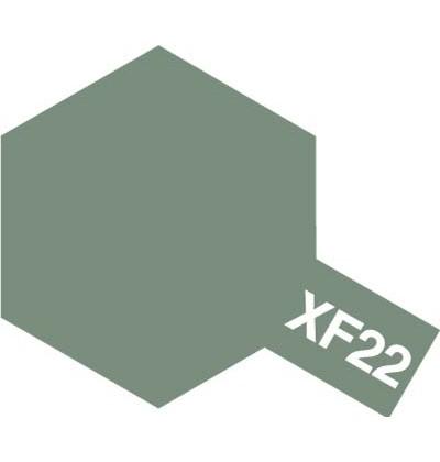 Modelárska akrylová farba XF-22 RLM Grey