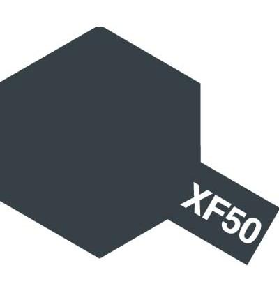 Modelárska akrylová farba XF-50 Field Blue