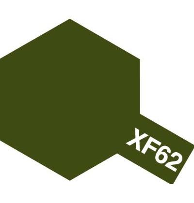 Modelárska akrylová farba XF-62 Olive Drab