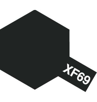Modelárska akrylová farba XF-69 NATO Black