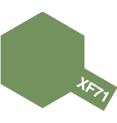 Modelárska akrylová farba XF-71 Cockpit Green (IJN)