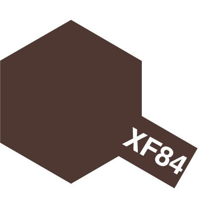 Modelárska akrylová farba XF-84 Dark Iron