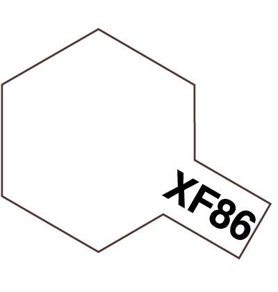 Modelársky akrylový lak XF-86 Flat Clear