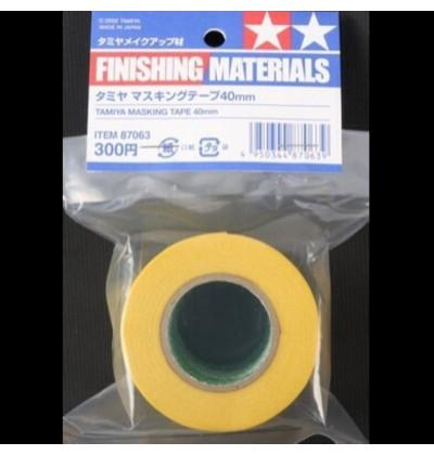 Modelárske náradie Maskovacia páska - 40 mm - Tamiya